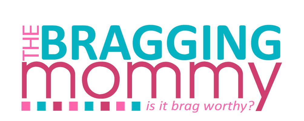bragging mommy Logo