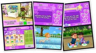 My Baby 3 & Friends for Nintendo DS Game Review