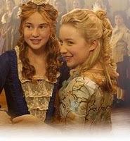 felicity & friend