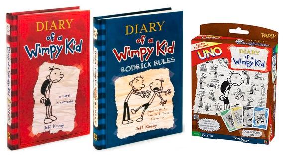 diary of a wimpy kid rodrick rules full book pdf