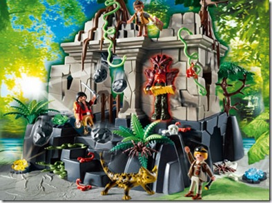 playmobiltemple