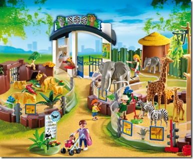 playmobilzoo