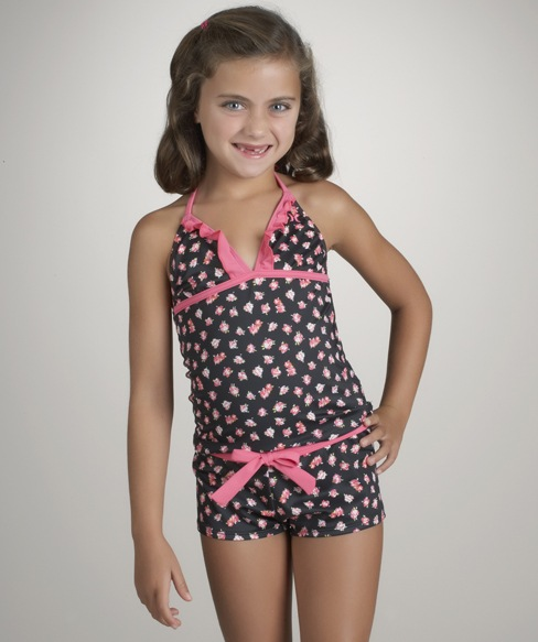 08b24ef128 Swimspot also has girls swimsuits that are so cute!! I got a Hurley tankini  with little boy shorts for my daughter & I know she is going to love it (it's  a ...