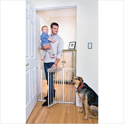 Evenflo Summit Easy Walk Thru Baby Gate Giveaway Closed
