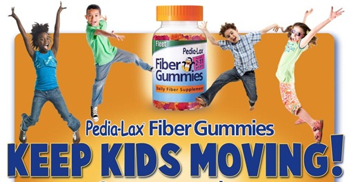 Pedia-Lax-Fiber-Gummies