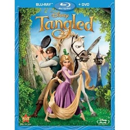 Tangled-DVD