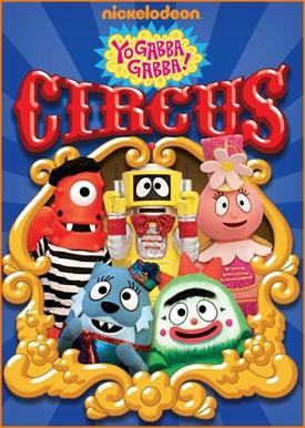 Yo-Gabba-Gabba-Circus