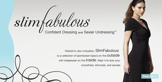 Kmart Slimfabulous Clothing Review