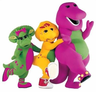 More Barney Songs 3
