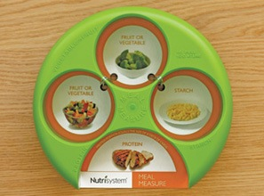 Nutrisystem Meal Measure