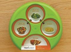 Nutrisystem Meal Measure