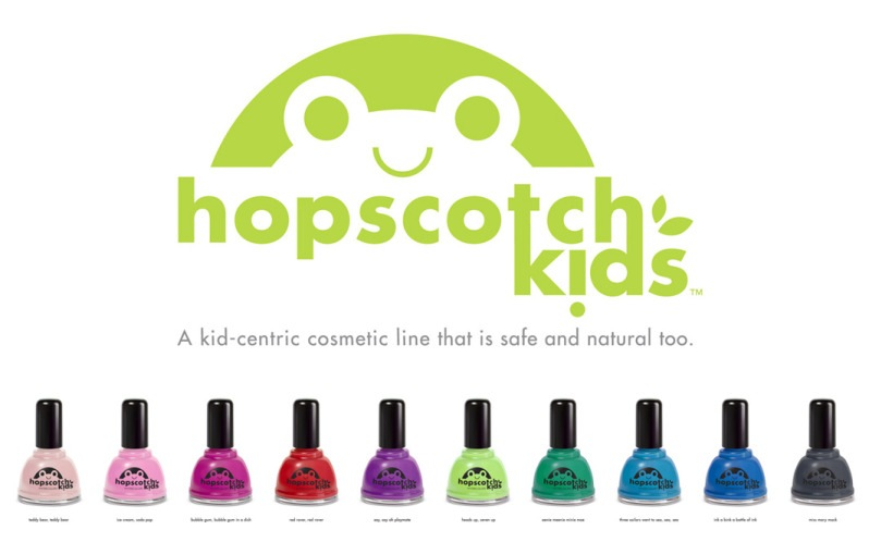 Hopscotch Kids Non Toxic Kid Safe Nail Polish Review and Giveaway ...
