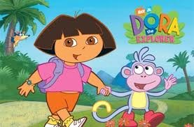 my kids arent just watching a movie they are actively participating in all the fun adventures that dora