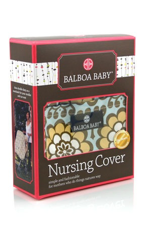 Balboa Baby Nursing Cover Review And Giveaway Closed