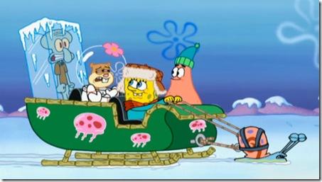 spongebob-frozen-face-off-hop-in-clip