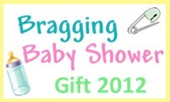 Bragging Baby Shower Kidco Angle Mount Safeway G2101