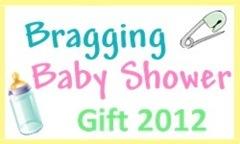 Bragging Baby Shower Baby Brezza Quick Blend Temp