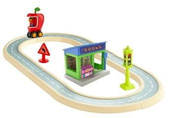 Busytown-Roadway