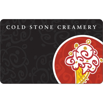 cold stone creamery gift card new frozen yogurt creations and shakes cold stone 9360