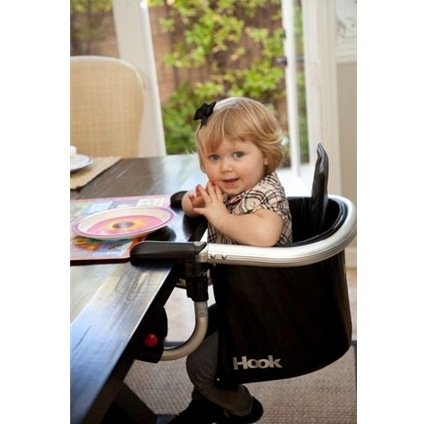 hook3  sc 1 st  Bragging Mommy & Bragging Baby Shower Joovy Hook Highchair Review