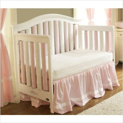 Bragging baby shower safe crib bumper alternative for Best value baby crib
