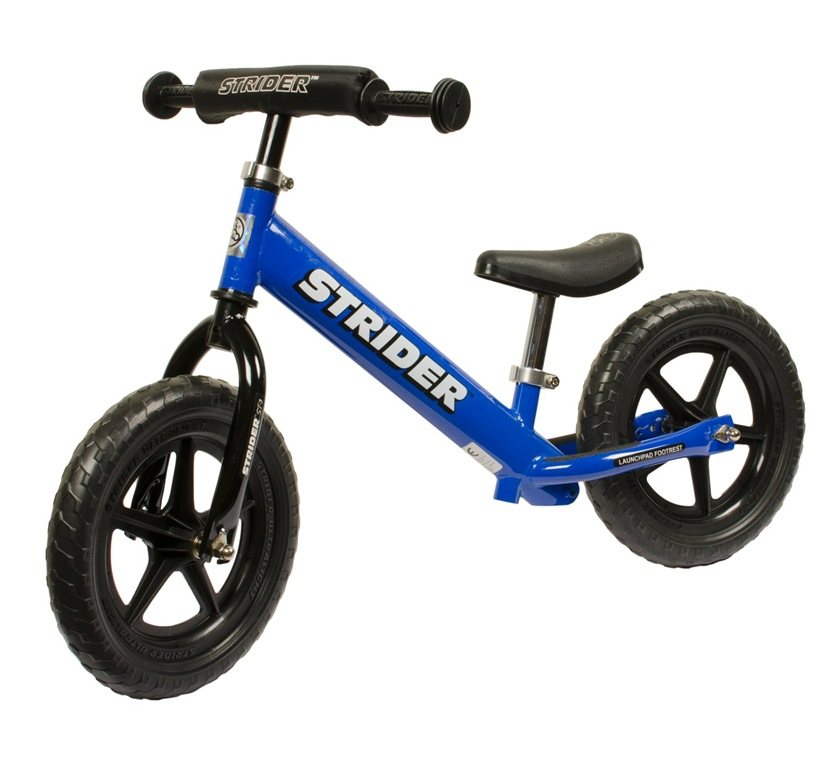 Teach Your Toddler To Ride A Bike Without Training Wheels