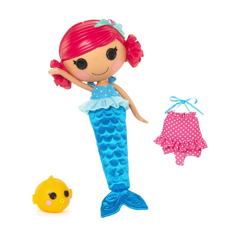Lalaloopsy Sew Magical Mermaid Doll Review and Giveaway [CLOSED]