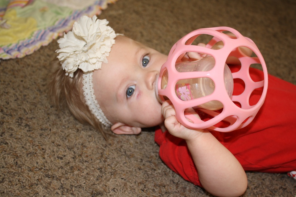 The Original Ba Baby Bottle Holder Review and Giveaway ...