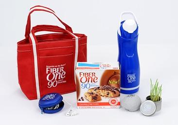 FIber One Brownies gift pack