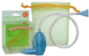 Baby Comfy Nose Nasal Aspirator Review And Giveaway Closed