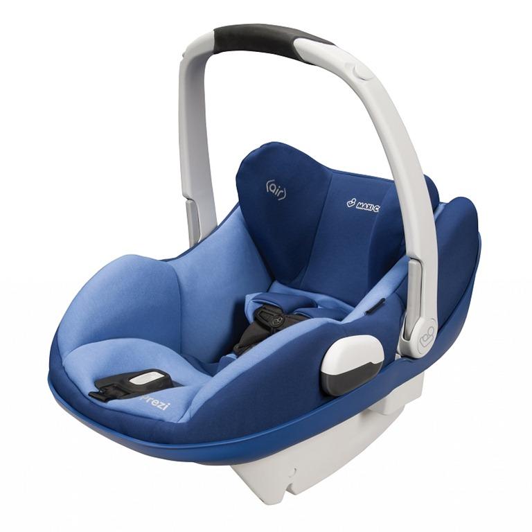 Maxi Cosi Prezi Infant Car Seat Review