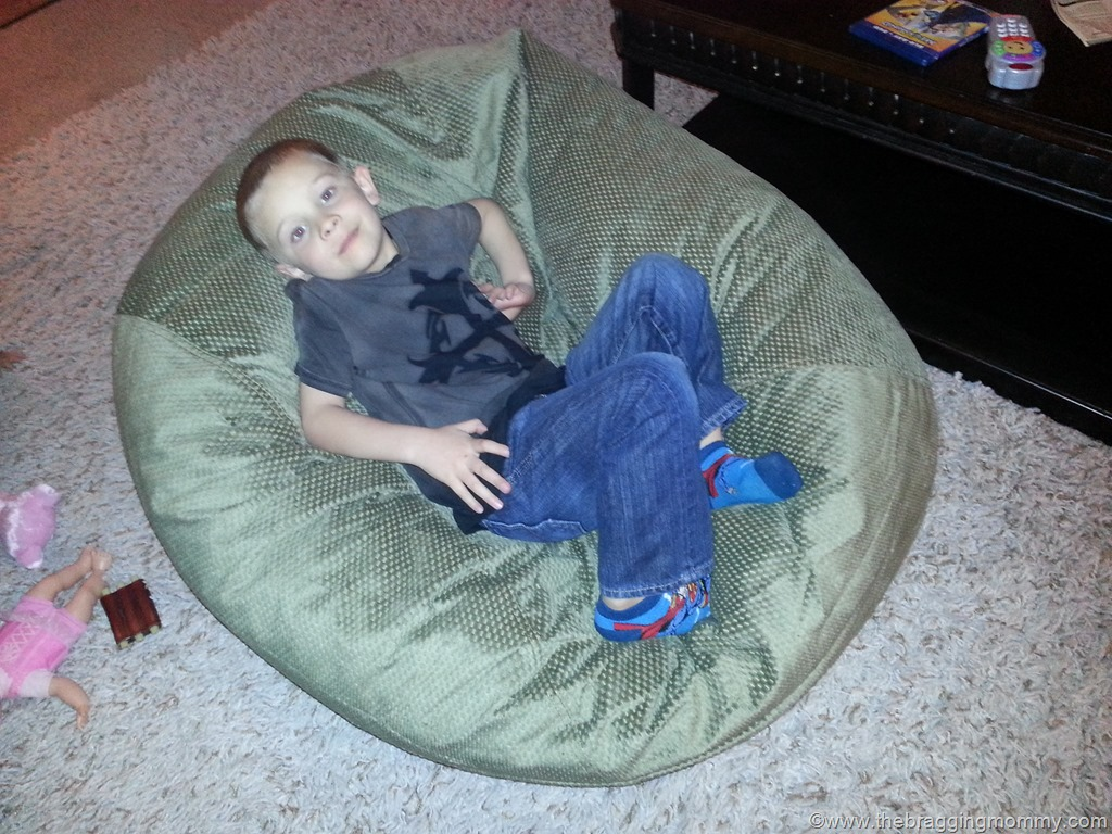 Fabulous A Bean Bag Chair With A Bed Inside Cordaroys Bean Bag Bed Dailytribune Chair Design For Home Dailytribuneorg