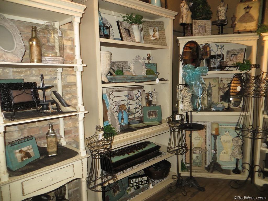 unique home décor rod works review