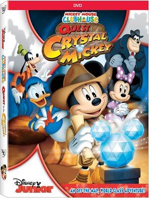 MMCH Crystal Mickey Box Art