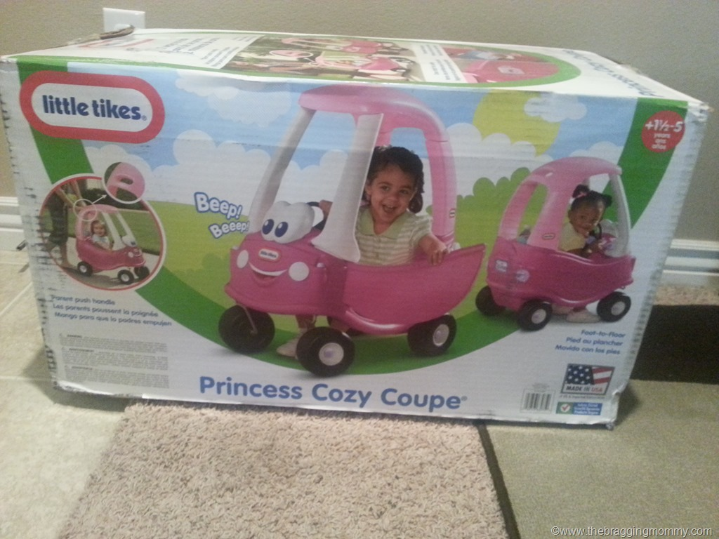 little tikes cozy coupe assembly instructions