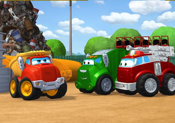 Chuck-the-Dump-Truck