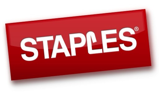 Staples-Logo