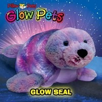Glow Pets Shimmering Seal Review And Giveaway Closed