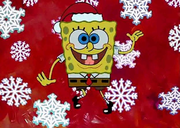 in spongebob squarepants its a spongebob christmas plankton vows to get his christmas wish the krabby patty formula by turning everyone in bikini