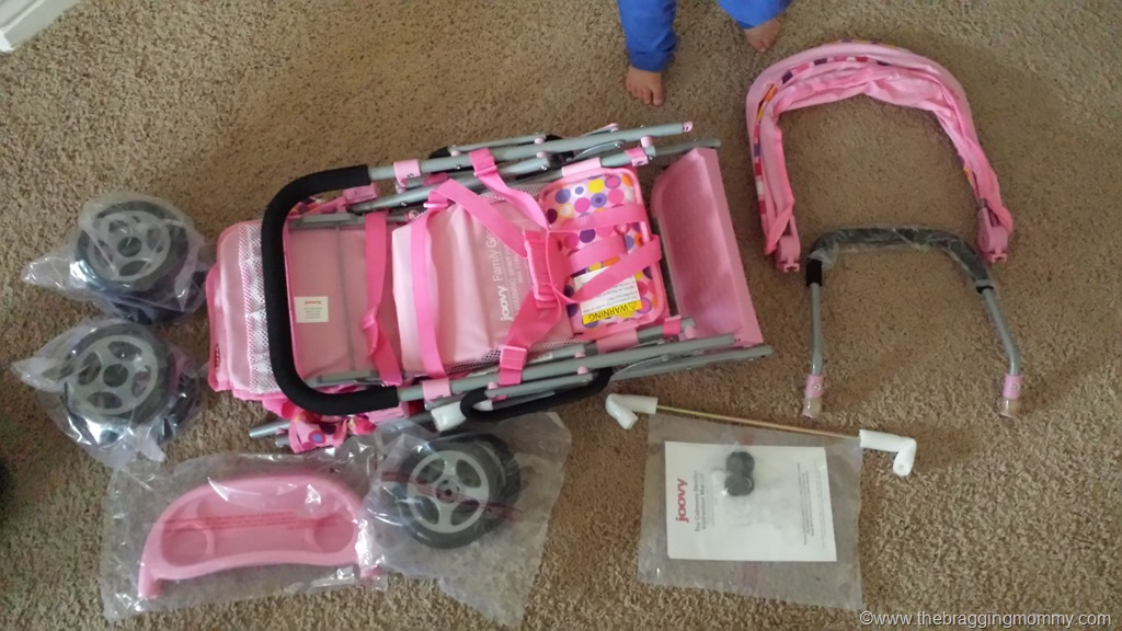 Brag Worthy Christmas Joovy Pink Toy Bundle Review