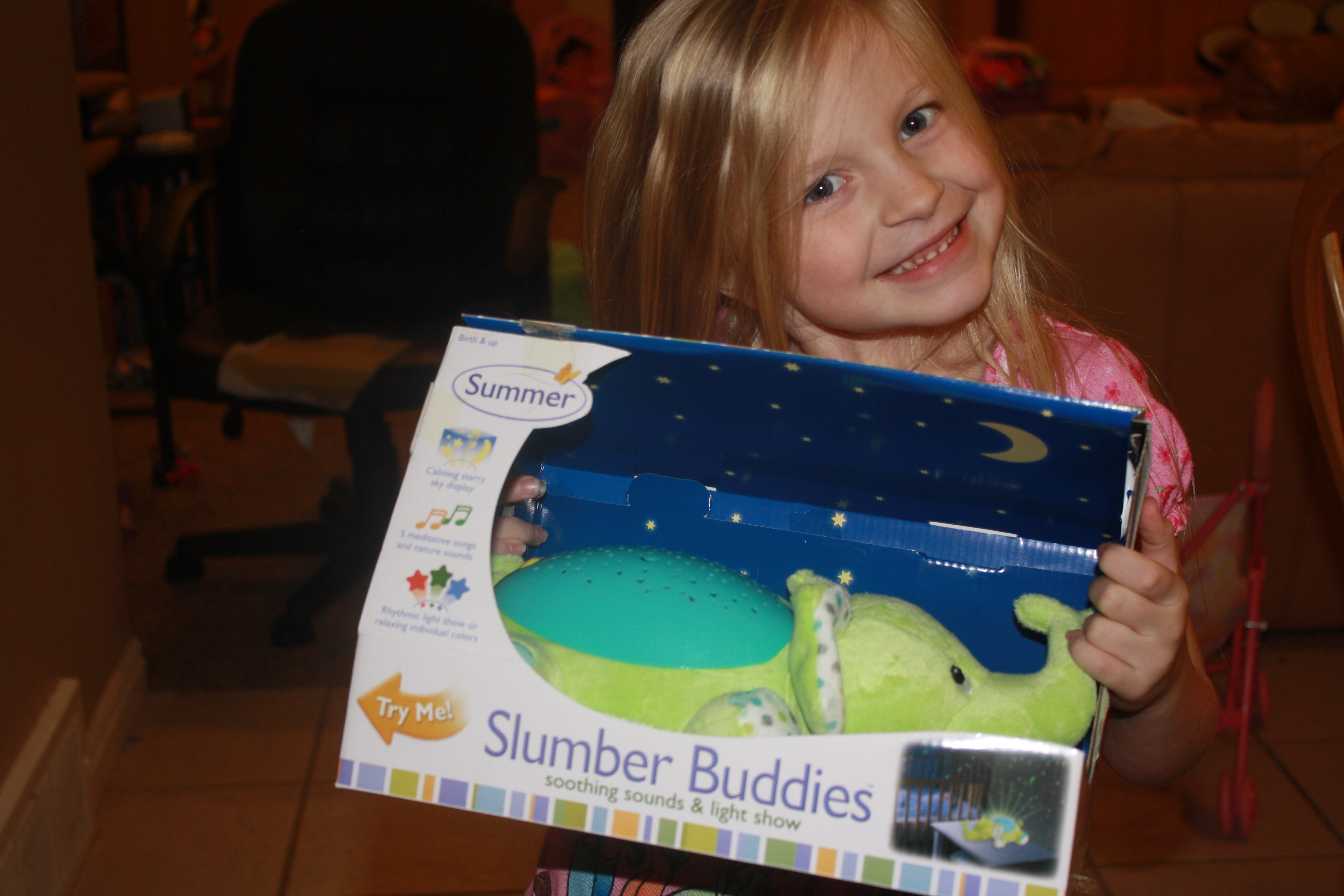Brag Worthy Christmas Summer Infant Slumber Buddies