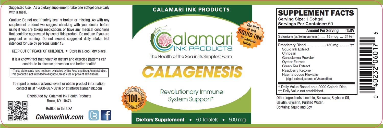 calagenesis-label