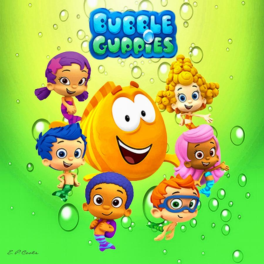 Bubble guppies animals everywhere now available dvd - Bubulles guppies ...