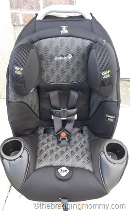 Safety 1st Elite 80 Air 3 In 1 Convertible Car Seat Review And Giveaway Bragging Mommy