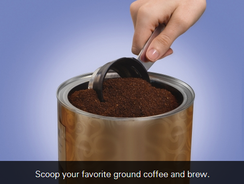 The Scoop Single-Serve Coffee Maker Review and Giveaway