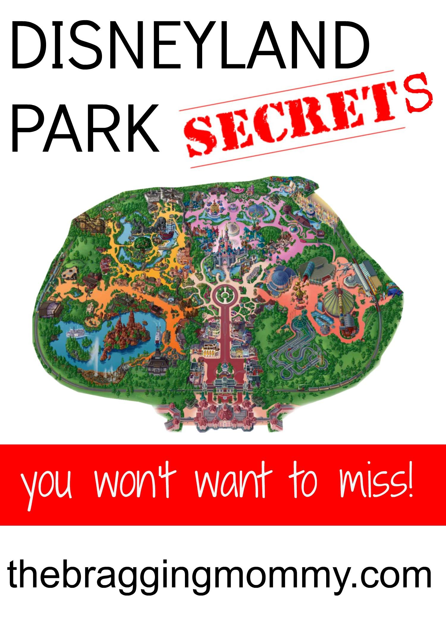 disneyland park secrets thebraggingmommy