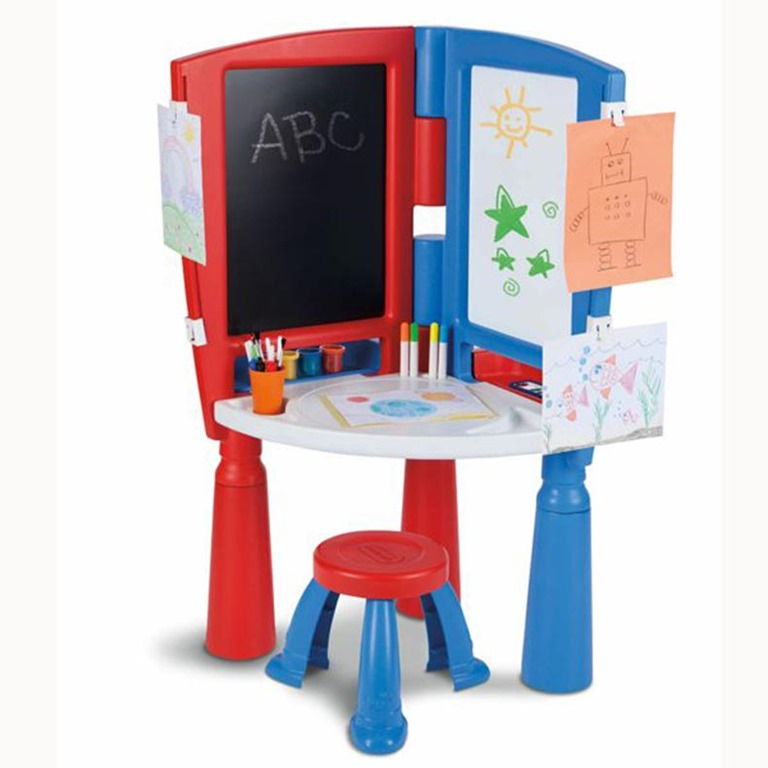 Little Tikes 2-in-1 Art Desk & Easel Review