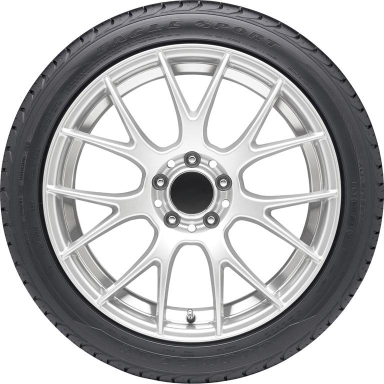 Goodyear Eagle Sport All Season Review >> Goodyear Eagle Sport All-Season Tires Review