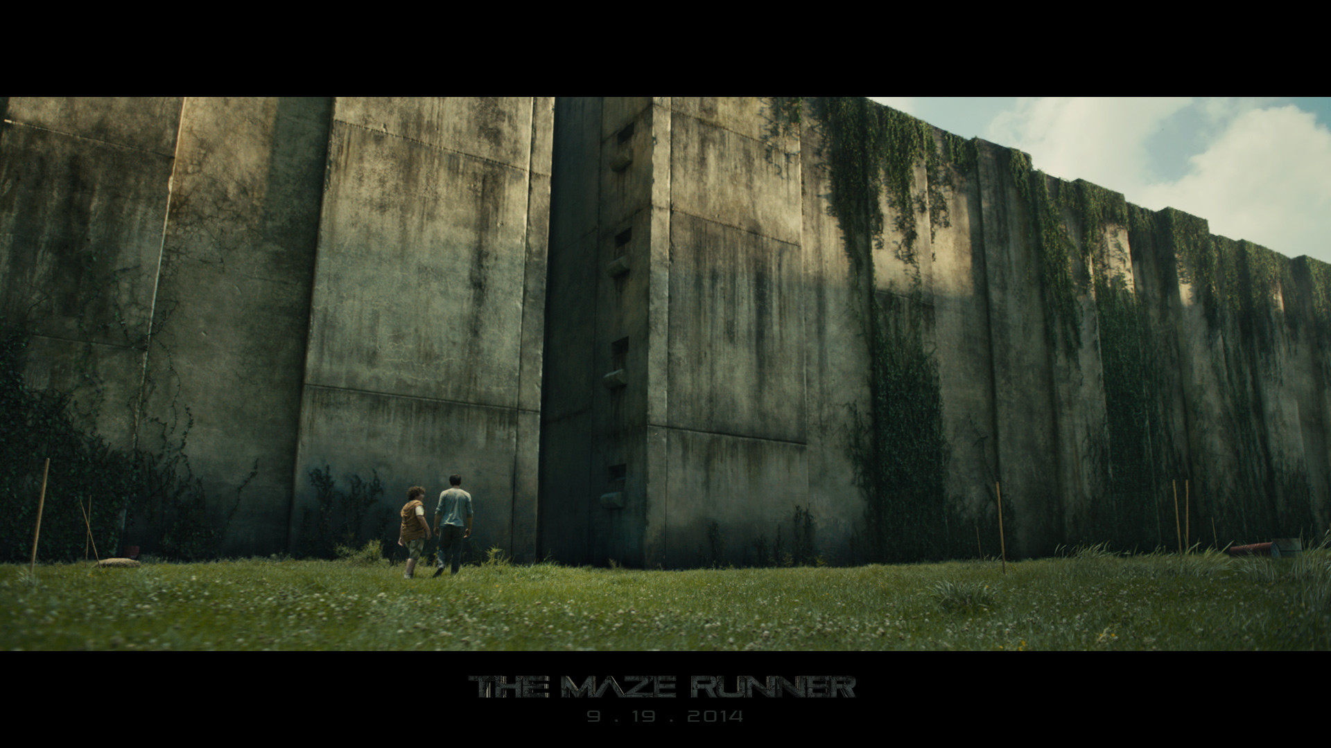 The Maze Runner Film Review ~ See it in Theaters Today!
