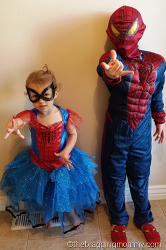 all things spider man so naturally that is who he wants to be for halloween chasing fireflies has many boys superheroes costumes